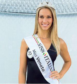 Silvia Lavarini, 19 anni, è la nuova Miss Veneto
