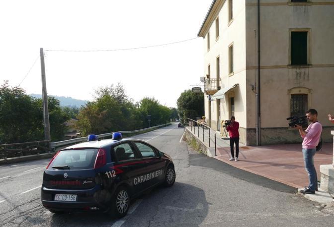Le indagini dei carabinieri