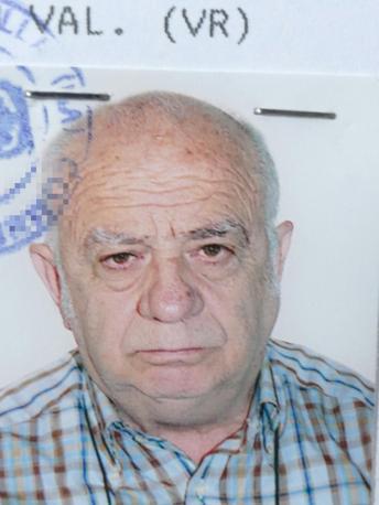 Luciano Castellani, la vittima