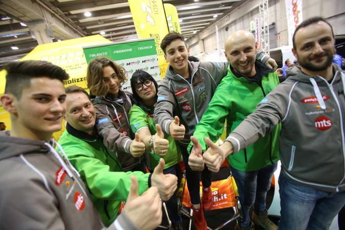 Verona, presentata la Miralux Pos Corse, squadra di corse veronese