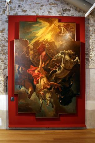 Inaugurazione di Palazzo Fulcis a Belluno