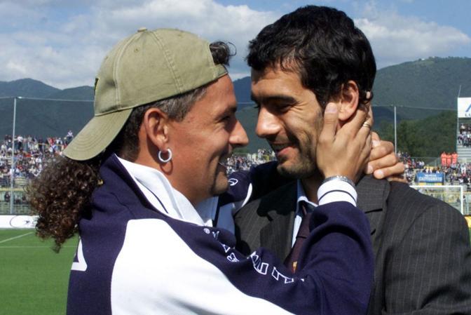 Al Brescia, Baggio giocò con Pep Guardiola, oggi allenatore del Manchester City