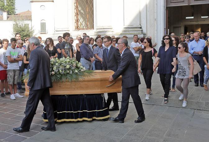 I funerali di Eleonora