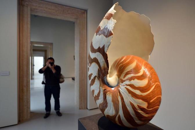 La mostra di Damien Hirst a Venezia