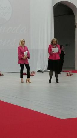 Sfilata Lions: Anna Minguzzi presidente Lions Padova Host