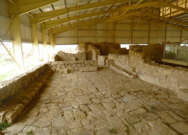 Umm Al-Rasas, la città degli archi protetta dall'Unesco