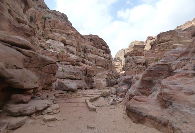 Petra, l'antica capitale dei Nabatei