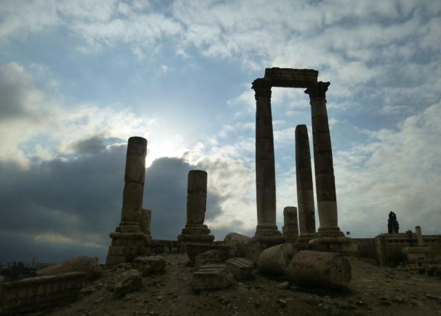 L'acropoli di Amman