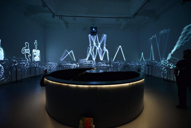 Venezia. Biennale Arte 2017, giardini di Castello. Il Padiglione russo