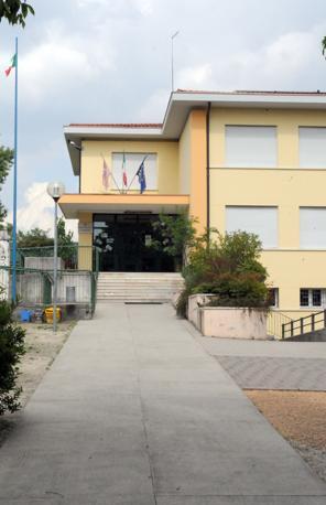 La scuola Primo Maggio di via San Bartolomeo