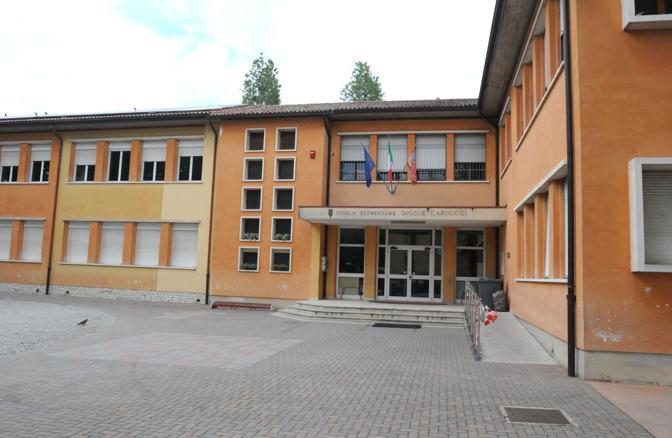 La scuola Carducci di via del Galletto