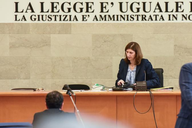 Il giudice Tecla Cesaro