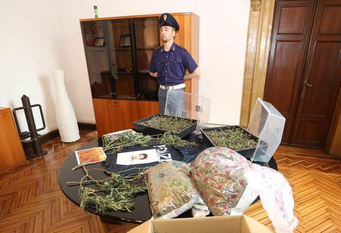 I carabinieri di Padova sequestrano la droga. Avrebbe fruttato al mercato migliaia di euro