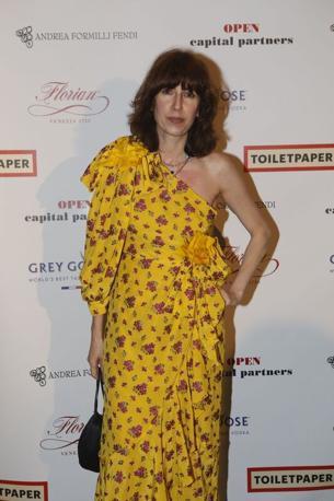 Caroline Corbetta, curatrice d'arte