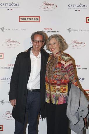 Bartolomeo Pietromarchi e Giovanna Melandri