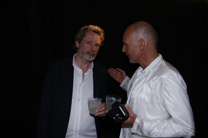 Lorenzo Bendetti, curatore d'arte