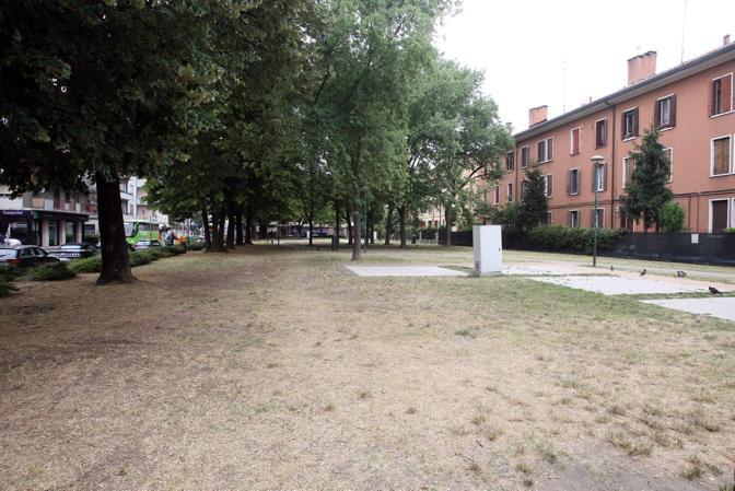I giardinetti di via Piave