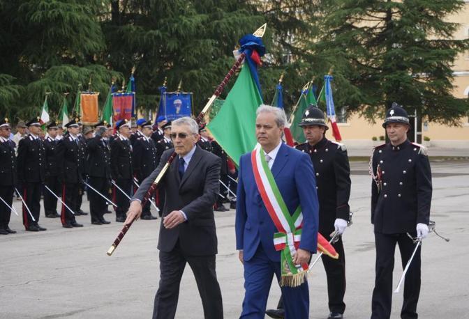 203° Anniversario Celebrazione dell'Arma dei Carabinieri, Vicenza