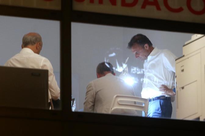 Comitato elettorale Massimo Bitonci
