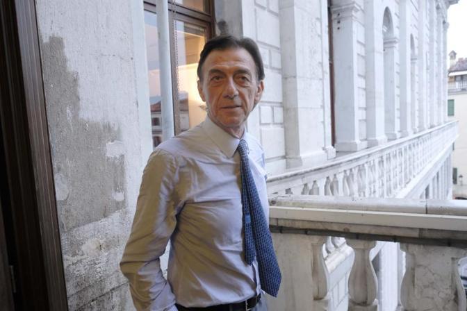 Sergio Giordani a Palazzo Moroni