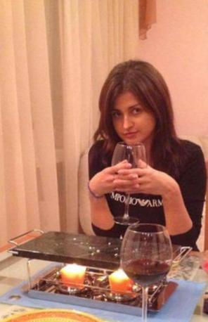 La giovane uccisa Anastasia Shakurova