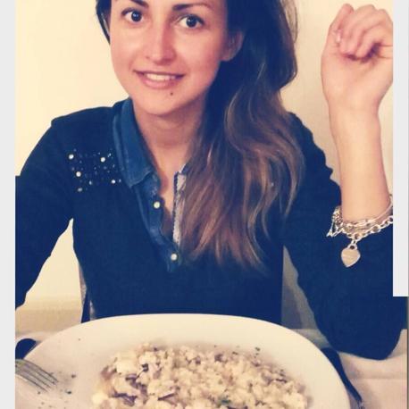 La ragazza uccisa Anastasia Shakurova (foto Facebook)