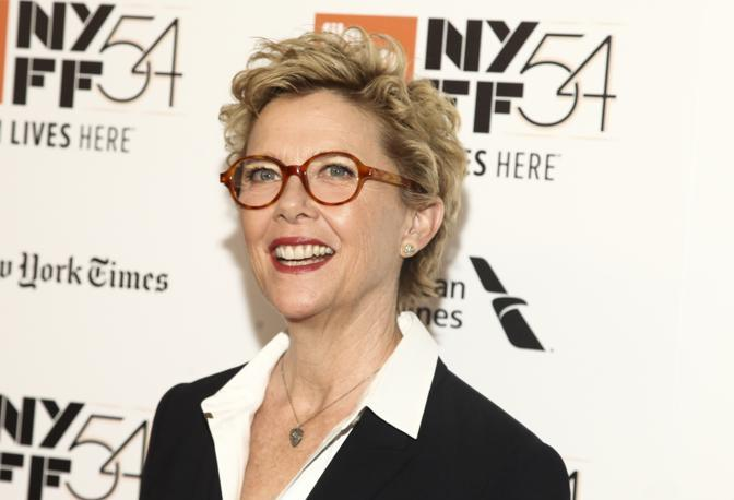 Annette Bening, star di Hollywood