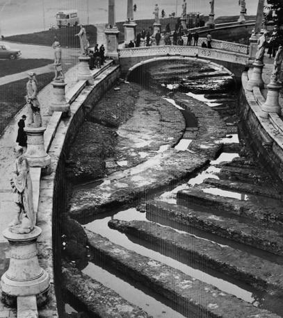 Padova, il teatro romano Zairo sotto il Prato della Valle