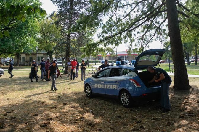 Vicenza blitz della polizia a campo marzo corriere veneto for Polizia soggiorno
