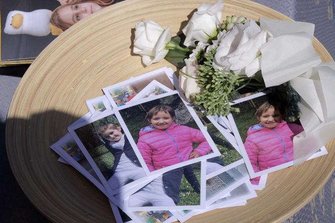Fossò, i funerali di Aurora Maniero