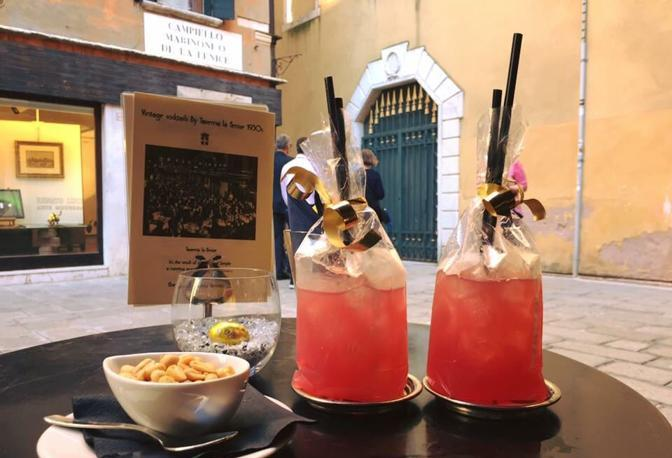 Il cocktail da passeggio di Gennaro Florio