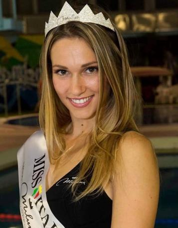 Silvia Lavarini di Sant'Anna di Alfaedo (Verona), vincitrice di Miss Veneto 2016. Dopo essersi piazzata terza a Miss Italia, ha lavorato molto come modella