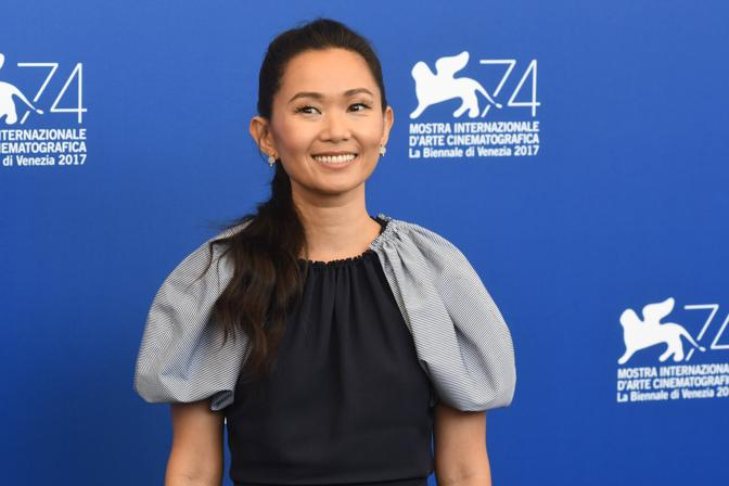 Mostra del Cinema. Photocall del film in concorso «Downsizing». Hong Chau