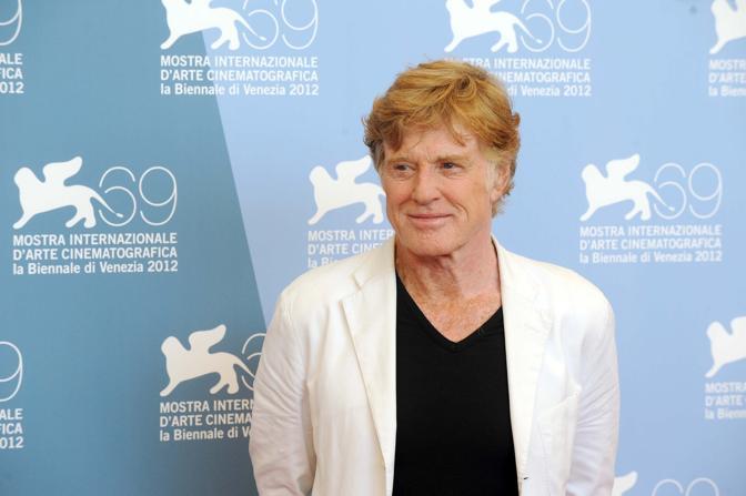Robert Redford a Venezia 68, quest'anno sarà premiato alla carriera insieme a Jane Fonda