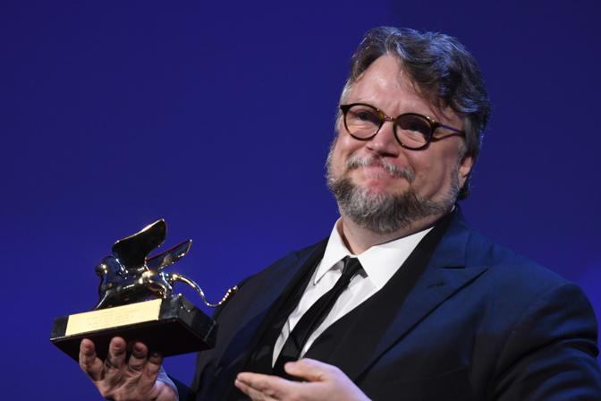 Leone d'oro a Gulliermo Del Toro